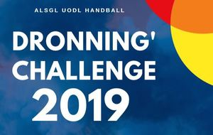 Dronning'Challenge : A vos agendas !!